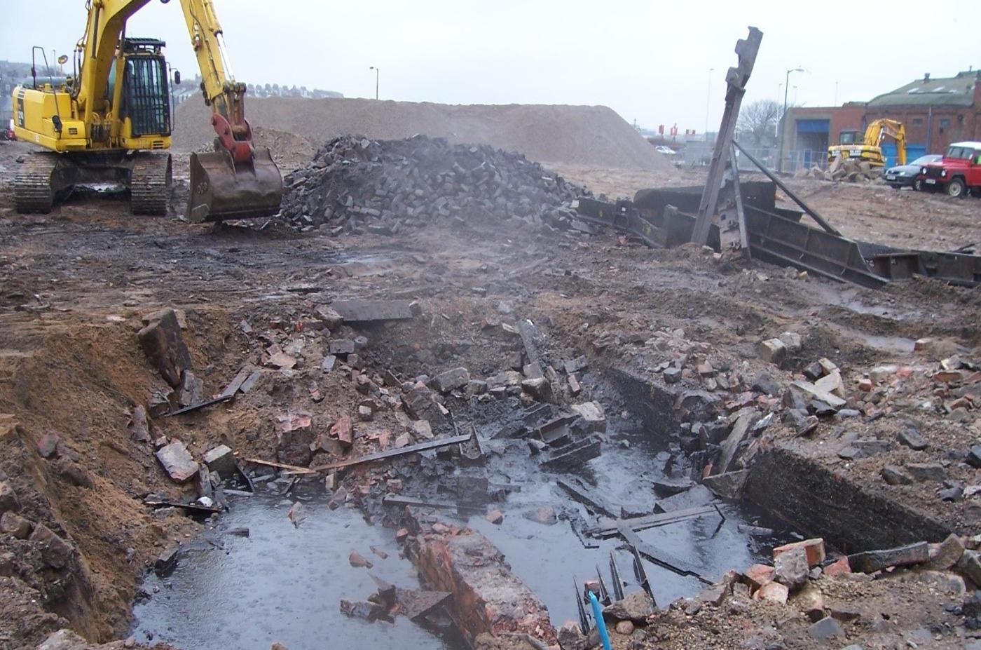 Building Regulations For Land Contamination