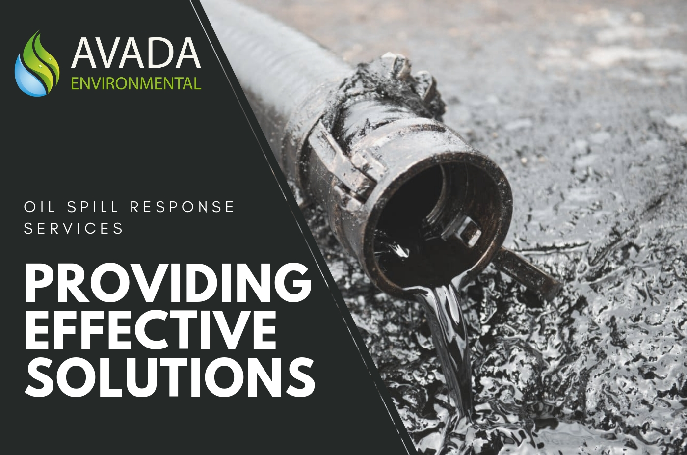 AVADA Environmental oil spill response
